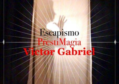 Victor Gabriel, en el Escape de Alcatraz